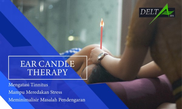 Ear Candle Therapy Delta Spa & Health Club
