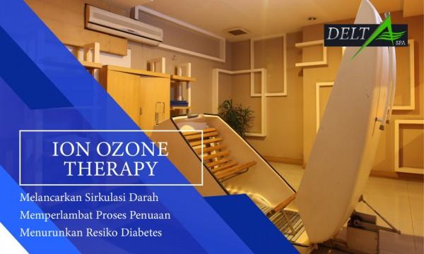Ion Ozone Therapy Delta Spa & Health Club