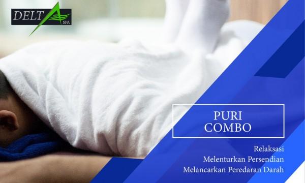 Puri Combo Massage Delta Spa & Health Club
